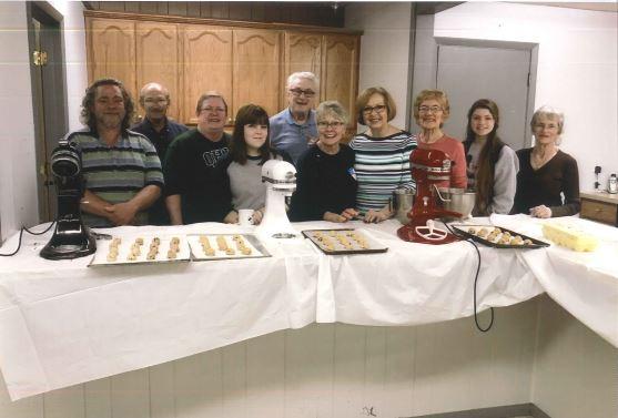 Kairos Cookie Bake Event
